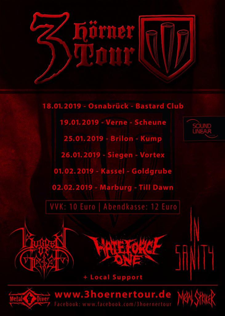 3 Hörner Tour 2019